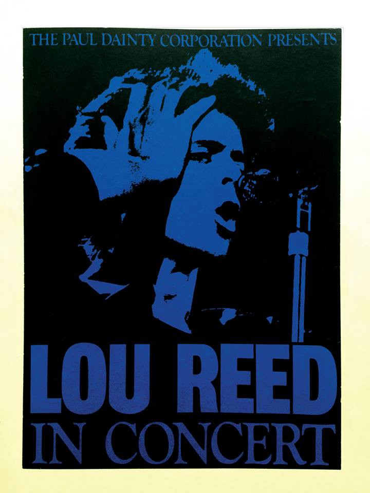 Lou Reed In His Own Words Legacy Recordings Medium
