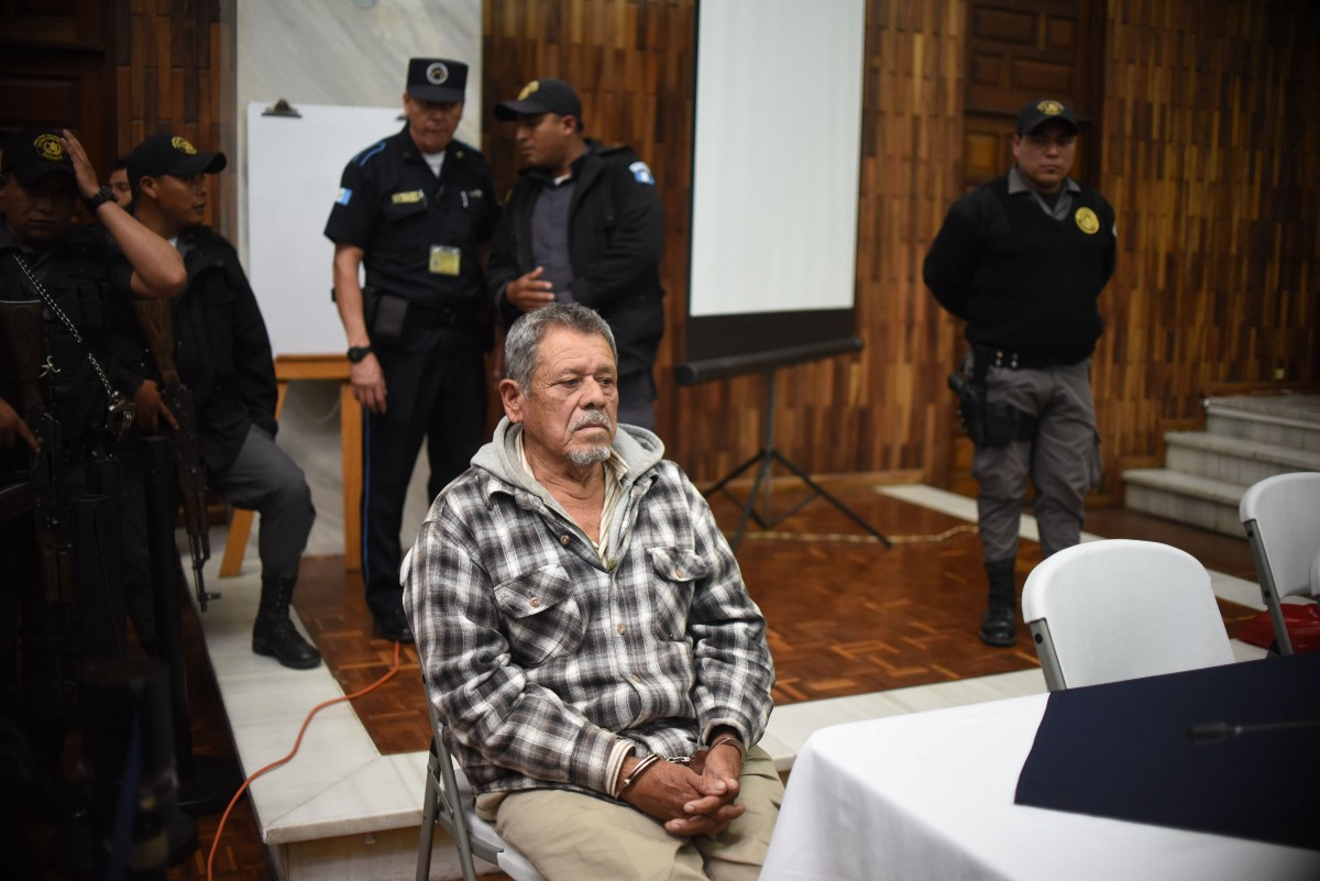 How A Trial In Guatemala Changed The Way We Prosecute