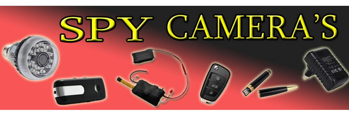 Find the Best Spy Camera Traders and Importers in Delhi