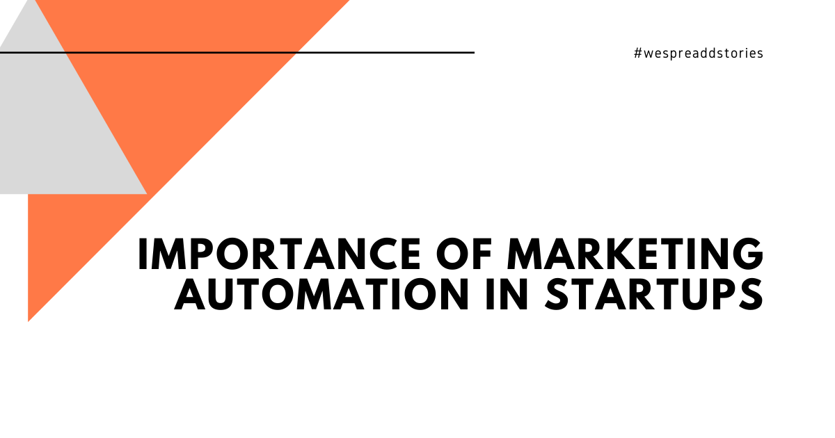 Importance of Marketing Automation in Startups
