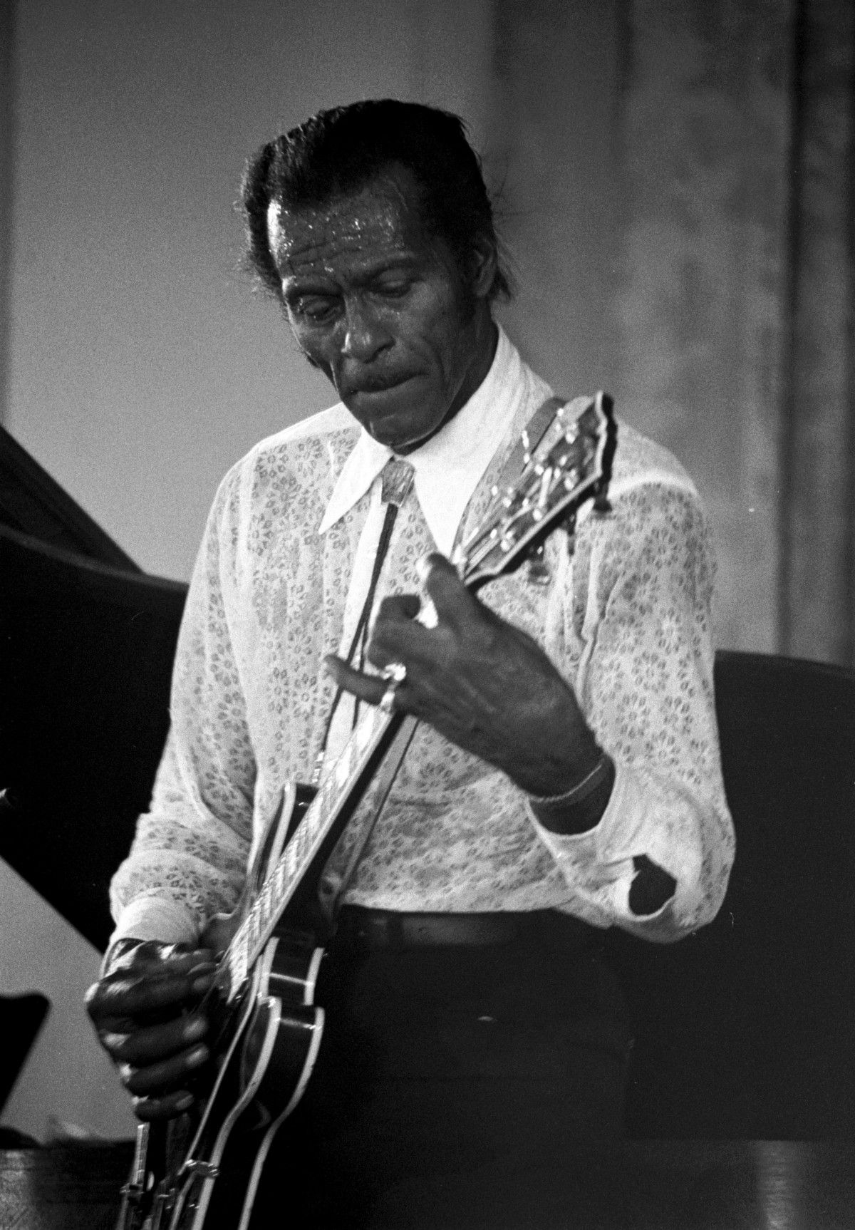 58ab4627a Chuck Berry was one of the trailblazers of rock and roll