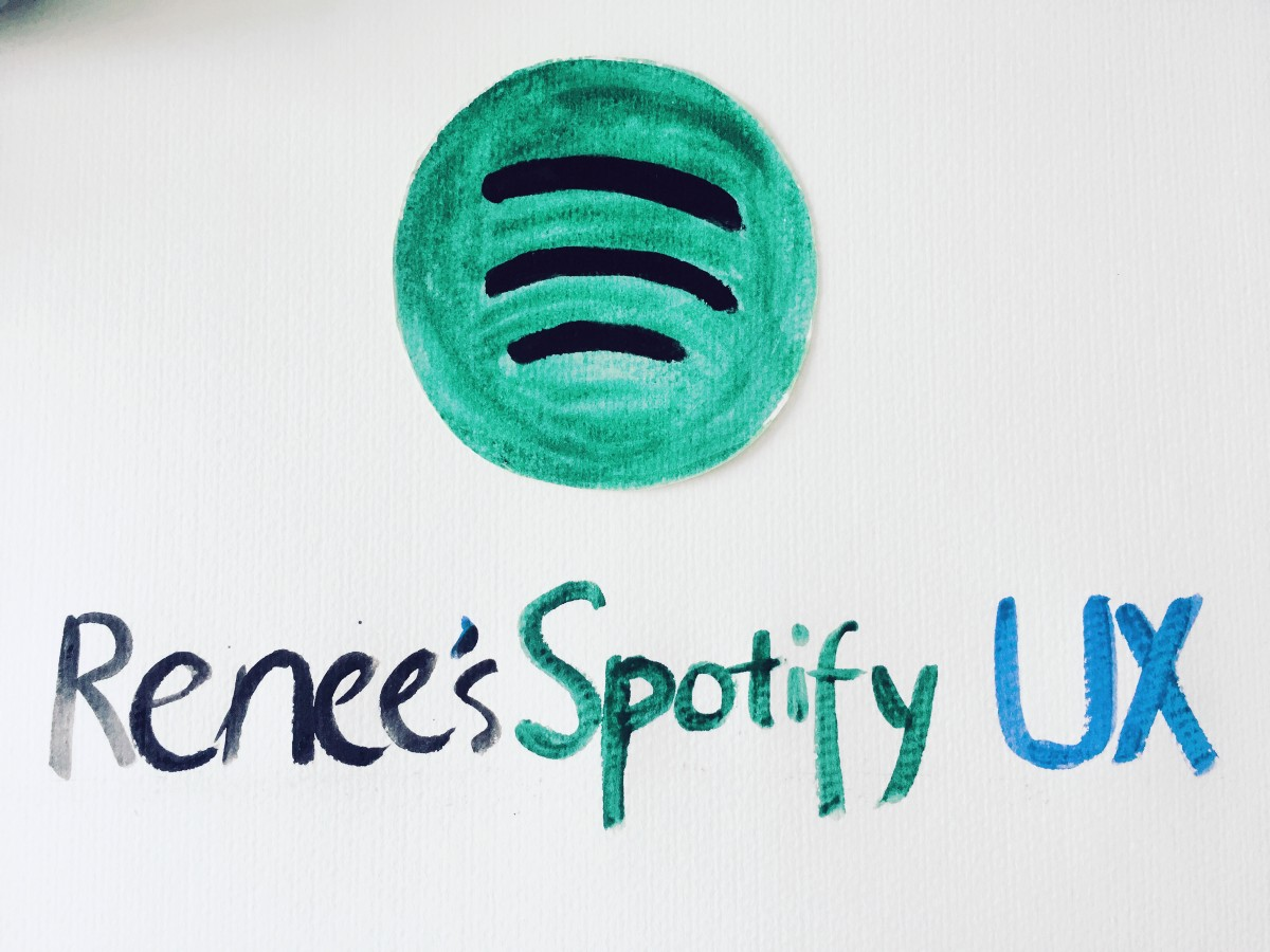 Spotify UX Analysis and Redesign