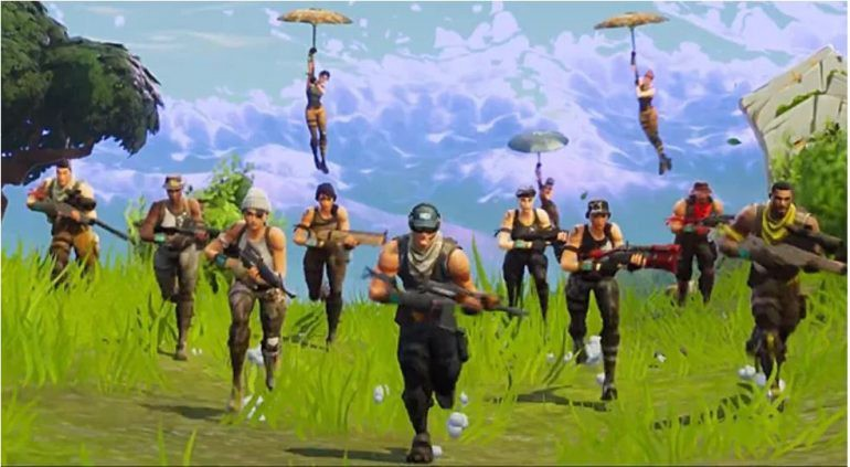 fortnite is that rare creation uniting kids and adults around the world seemingly overnight the game s battle royale mode turned a sputtering ip into a - fortnite france youtube