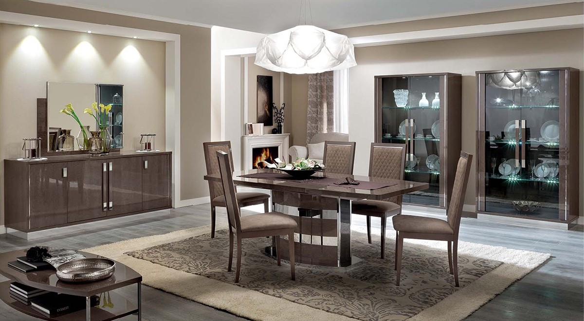 When Considering A Layout Of Your Dining Room Think Carefully About Its Size And Purpose Would It Be Small Cozy Place For Breakfast Or You