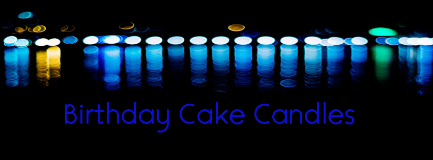 5 Variables For Birthday Cake Candles