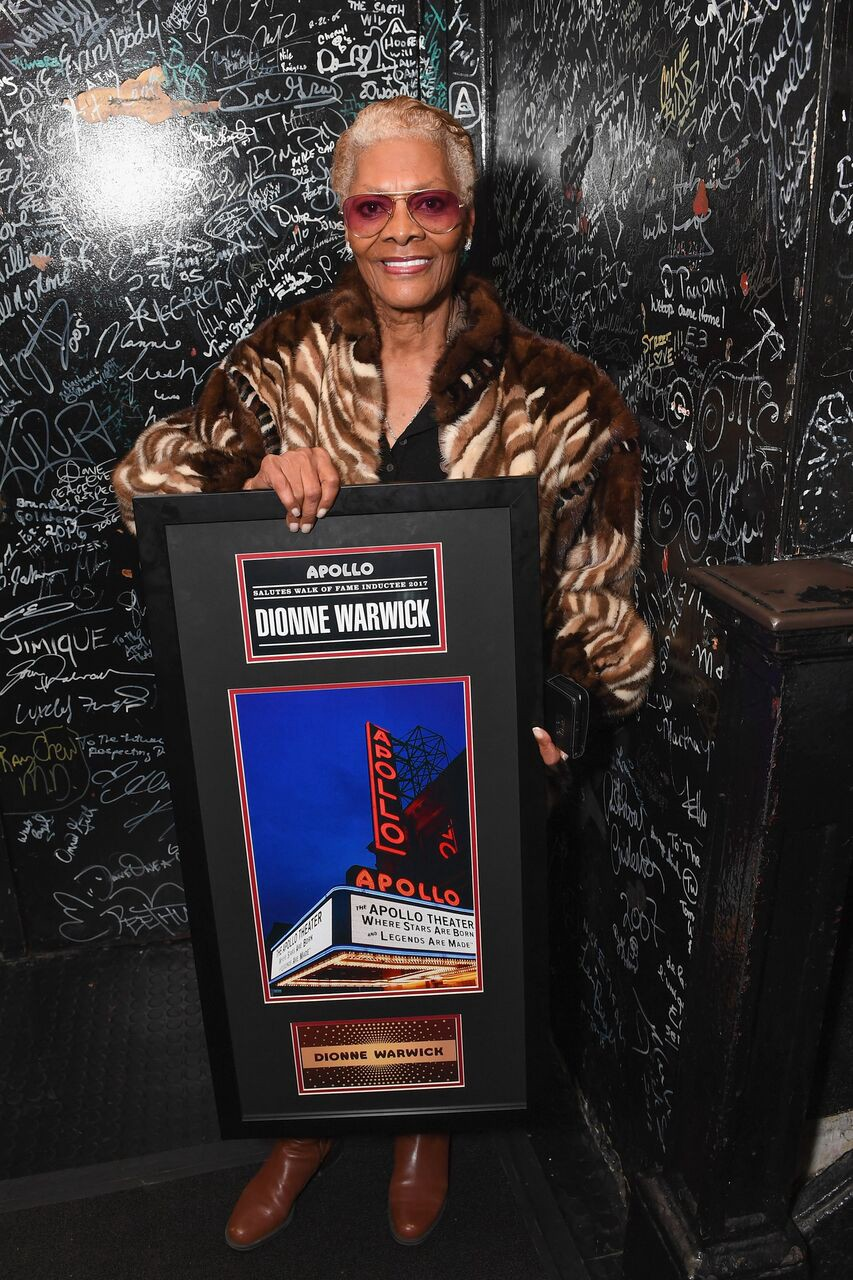 Amateur Night at The Apollo Opening Night with a Special Dionne ...