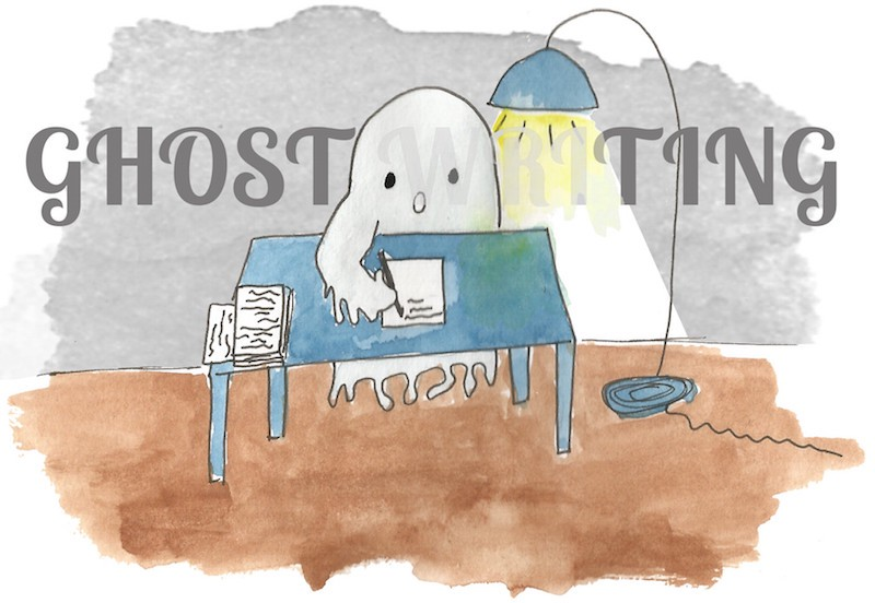 Ghost writer what means aufbau bachelorarbeit logistik