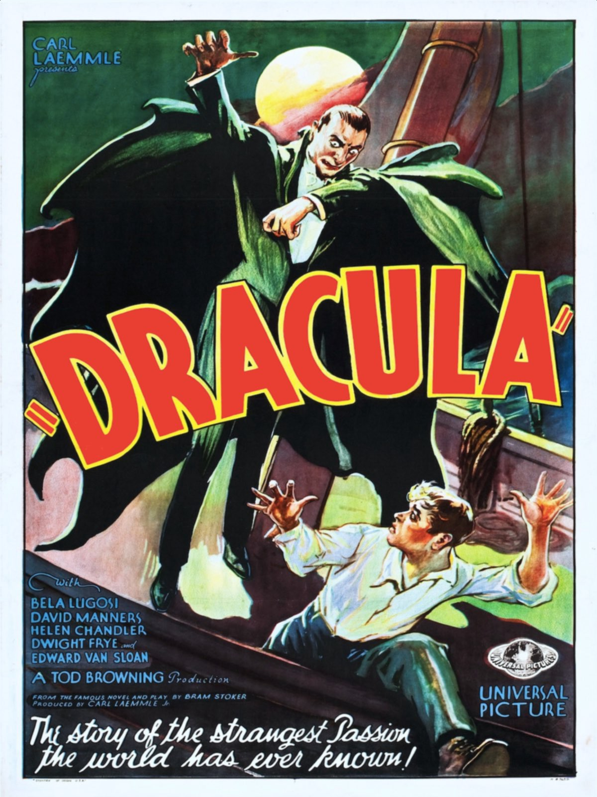 Dracula has had an immense impact on popular culture