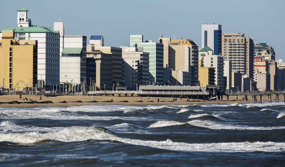 Virginia Beach Has Doubled Its Spending To Lure More Tourists And Hotel Stays Are Rising