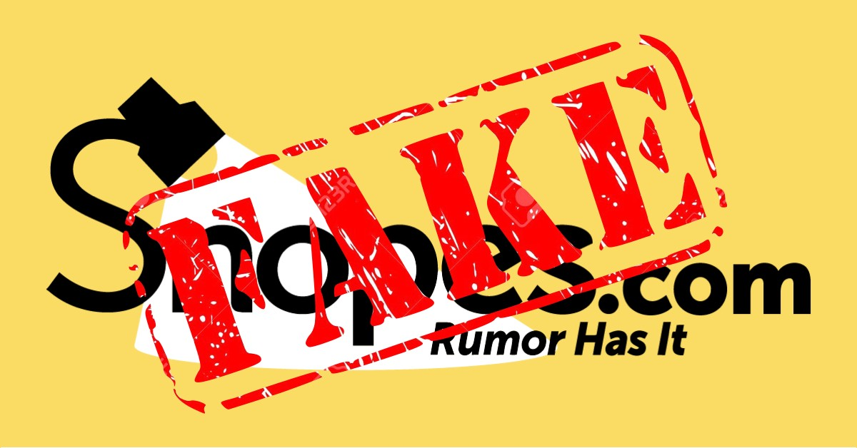 How Snopes Lies and Misleads Readers – Political Dissent – Medium