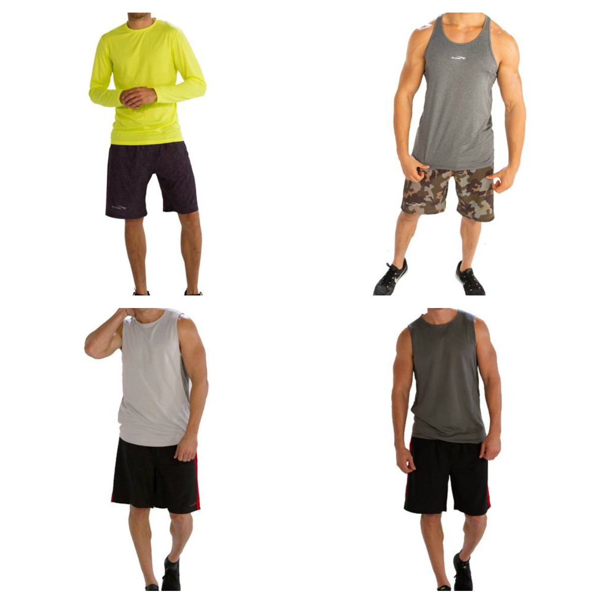 Workout clothes online