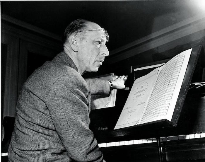 """igor stravinsky essay example It's not a neat and compact corporate logo instead it is an example of rand's  playful  """"featured composer igor stravinsky (1882-1971)."""