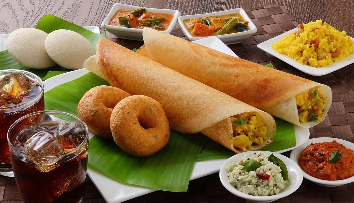 Difference Between South Indian Food And North Indian Food