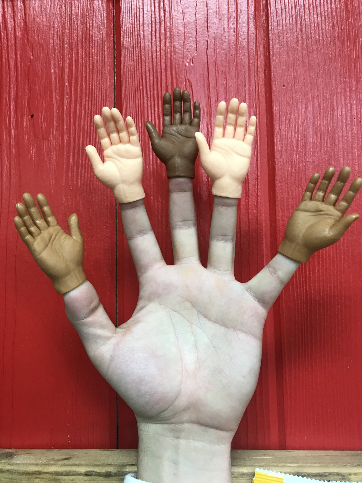 Hands and XR Interaction Design