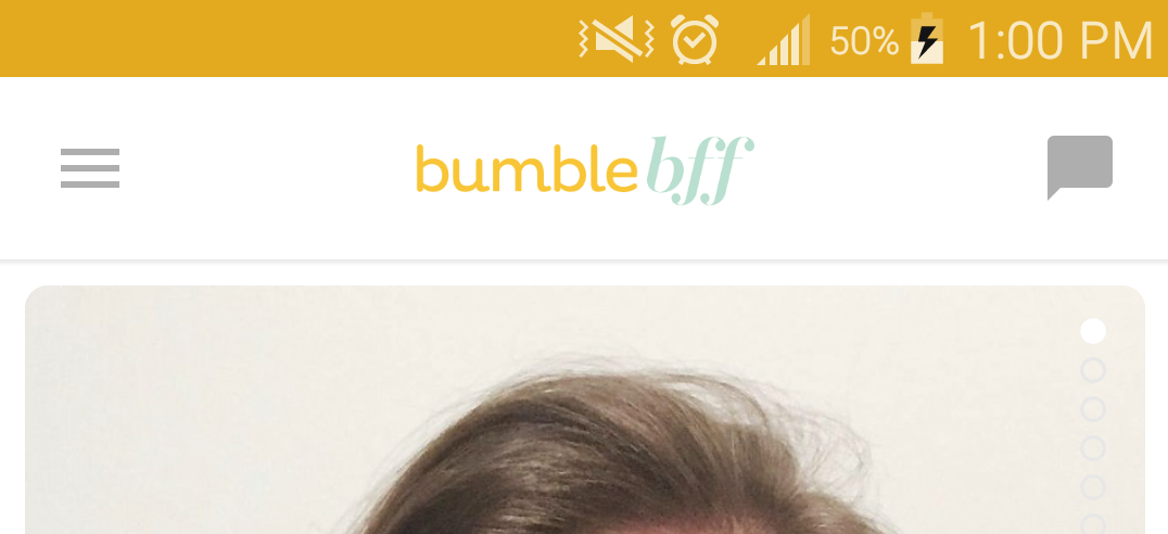 bumble for friends