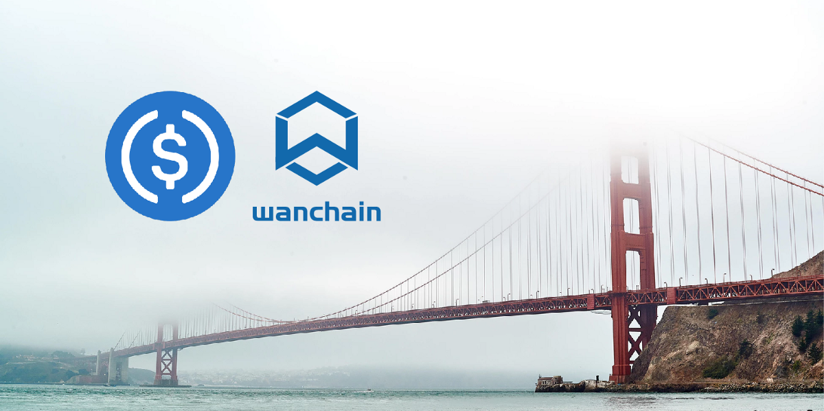Spotlight on USD Coin—USDC Integrated on <bold>Wanchain</bold> for Multi-Blockchain Utility