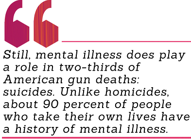 Trump Is Right To Link Mental Illness And Guns But Not In The Way