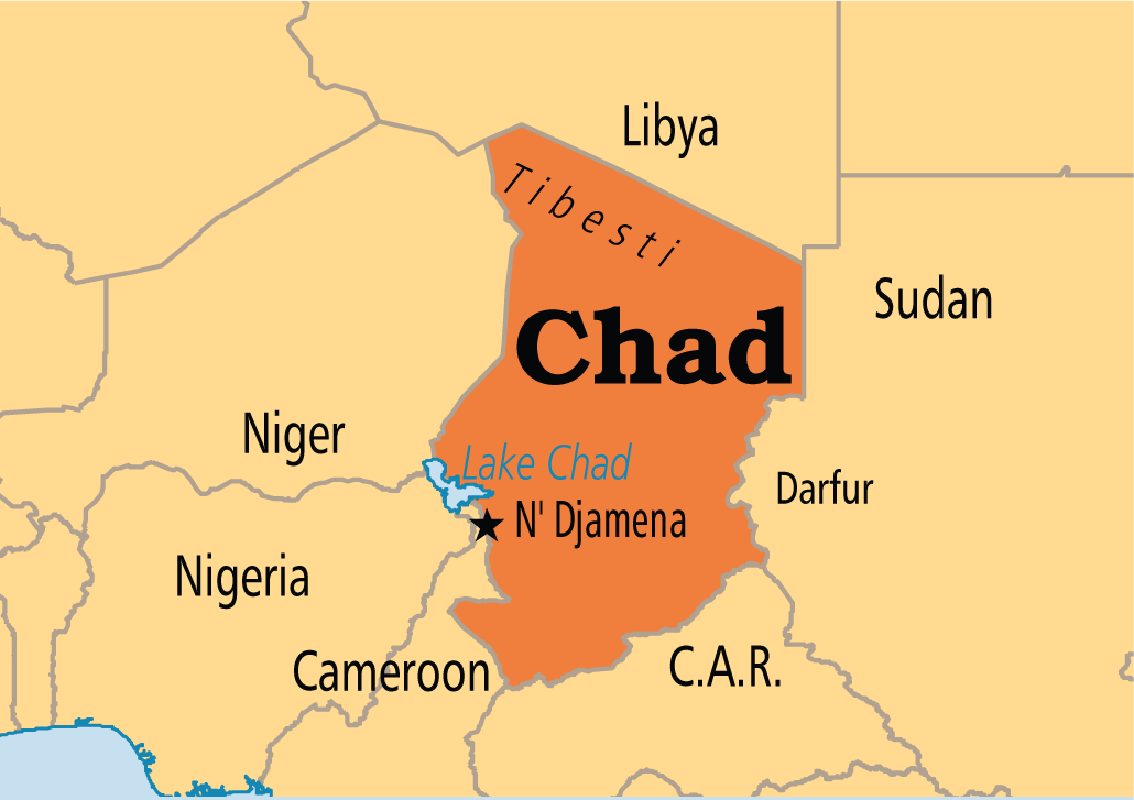 Why is Chad in the list? – Extra Newsfeed