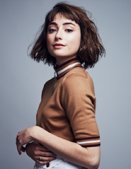 Celebrated role: Ellise Chappell as Morwenna