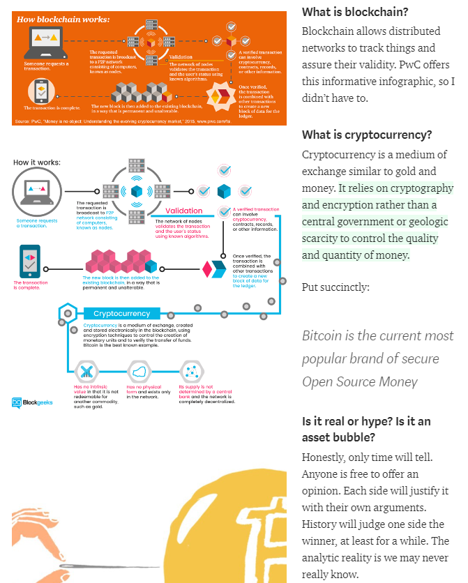 Bitcoin Faster Than An Infographic Course Studies