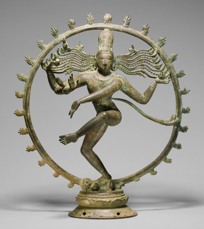 Image result for shiva as lord of dance (nataraja)