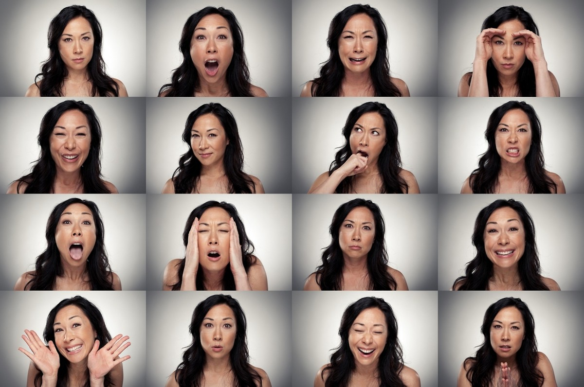 Facial expressions facts and meanings
