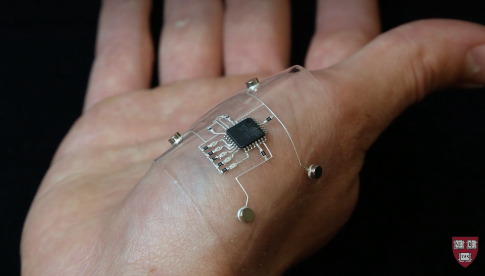 Hybrid 3d Printing Technique Yields Unique Wearable Devices
