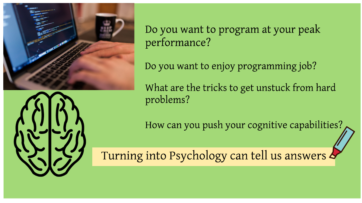 QnA VBage Want to become a Happy and Productive Programmer? Use these 5 techniques from Psychology