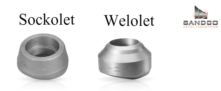 Difference between sockolet and weldolet olet fittings