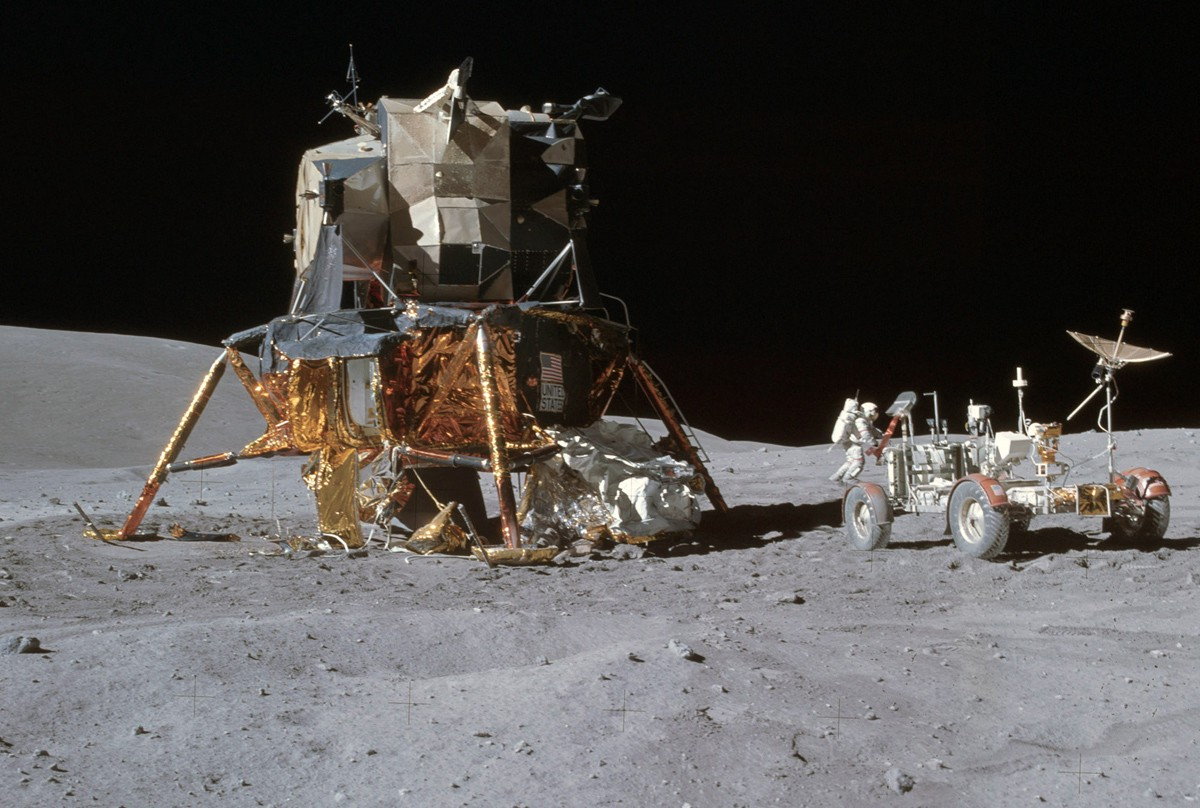 Apollo 16 Facts Everyone Should Know – Jonathan Stroud ...