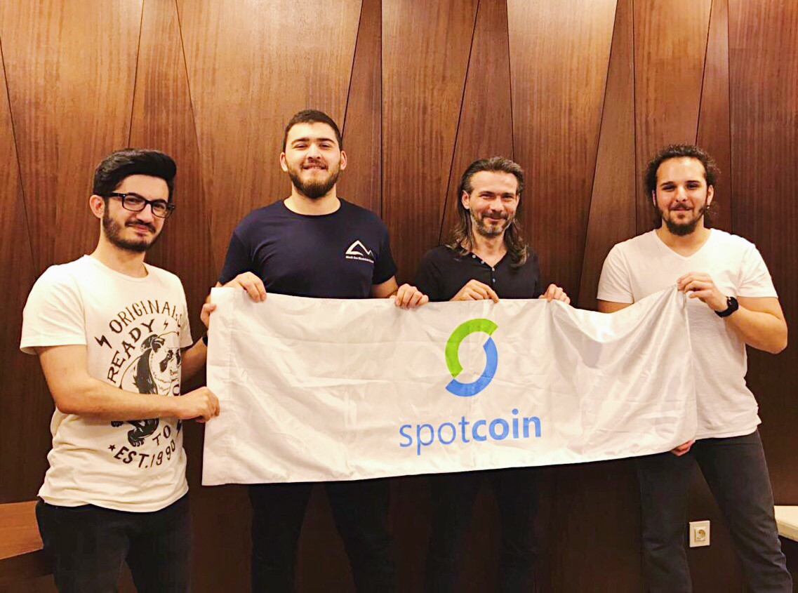 Spotcoin in Turkey: making digital currencies work for everyone