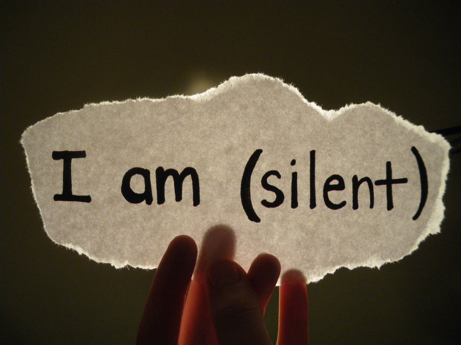 five things i ve learned five days into my vow of silence
