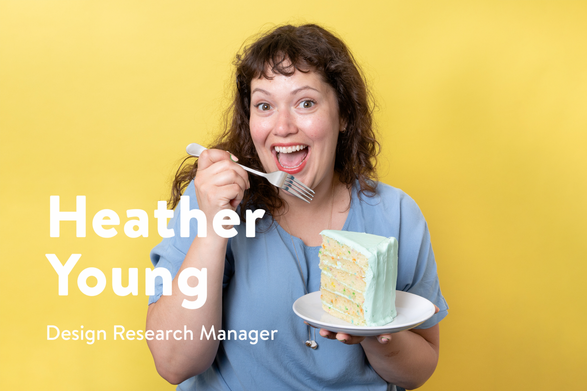 Say Hello to Heather Young, Research Manager