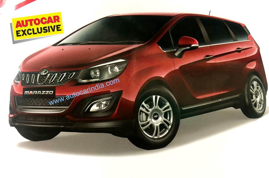 Mahindra Marazzo To Come In 4 Variants The Carma Blog By
