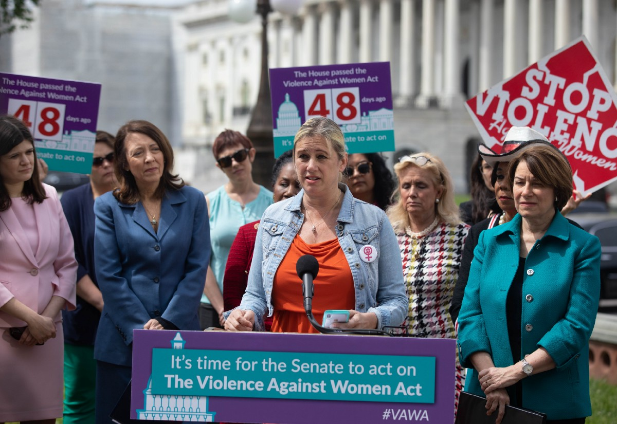 #VAWA: It's Time for Leader McConnell to Allow a Vote in the Senate