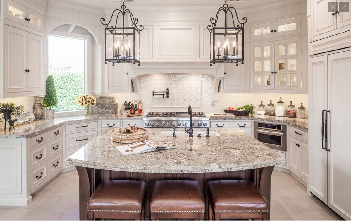 Silver And Gold Kitchen Hardware