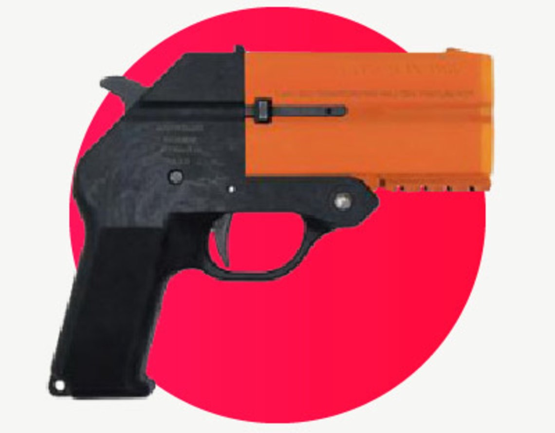 Replace The Pistol Can Technology Remove Right To Kill From Xrep A Combination Of Taser And Shotgun Click View More Info