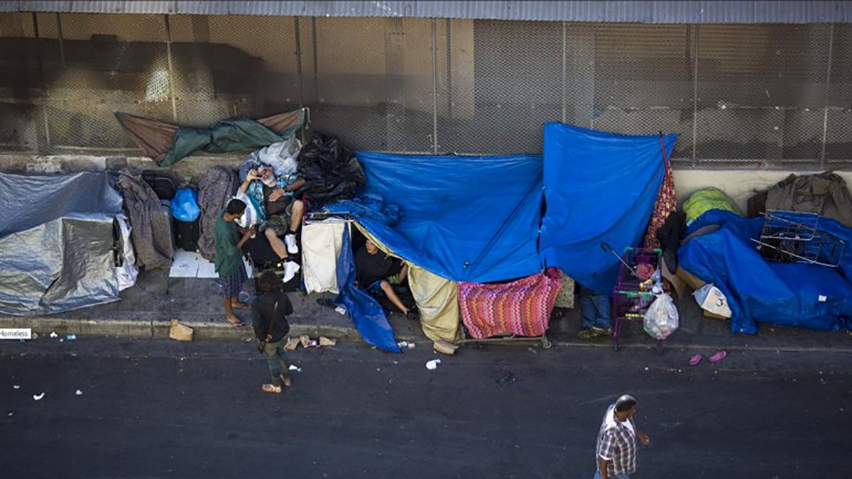 homelessness the hidden nightmare of los angeles economics essay In september 2015, the city of los angeles officially declared a homeless emergency the following month, honolulu did the same, noting nearly half of the chronically homeless in hawaii suffer from severe mental illness.