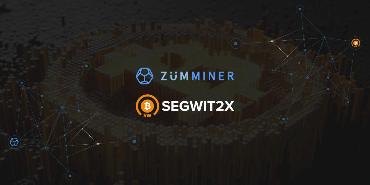 Zumminer supports the segwit2x segwit2x medium all users that have bitcoin within the zumminer platform will earn segwit2x to ccuart Images