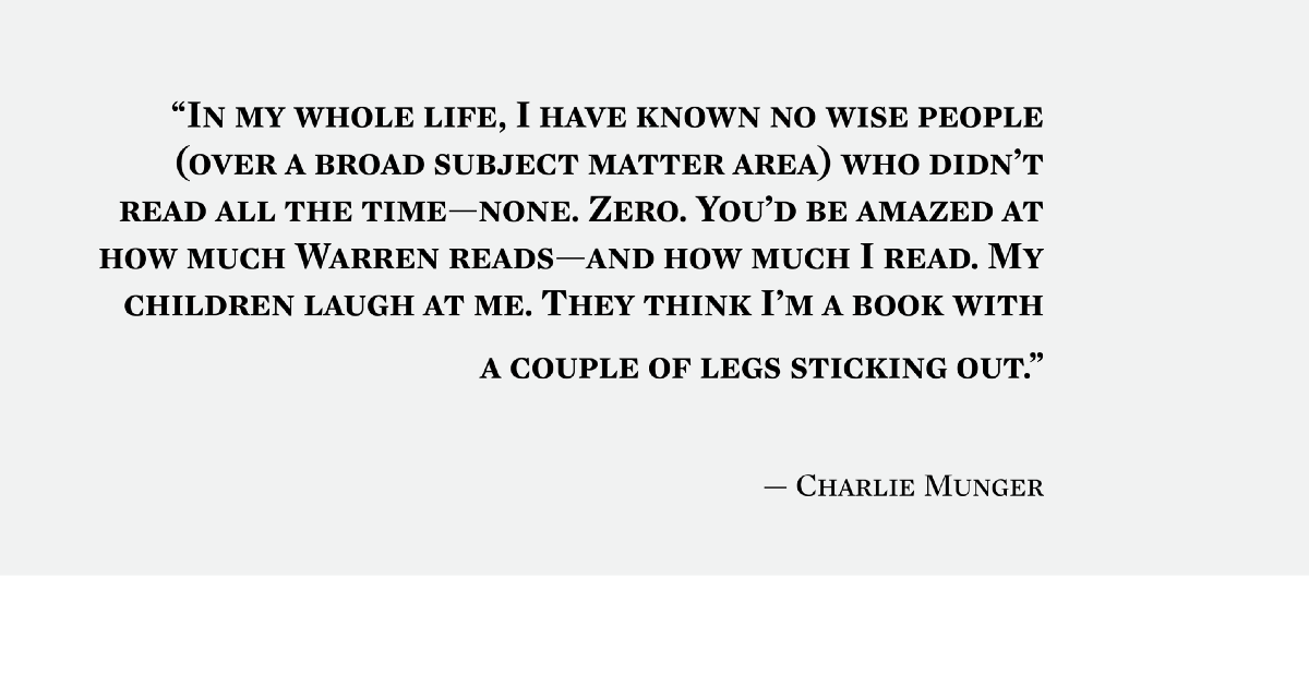 Love You Forever Book Quotes 39 Book Recommendations From Billionaire Charlie Munger That Will