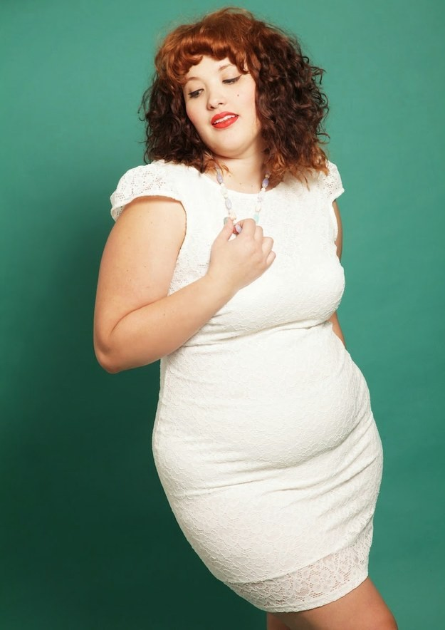 Style Tips to Dress up in Trendy Clothing for full-figured ...