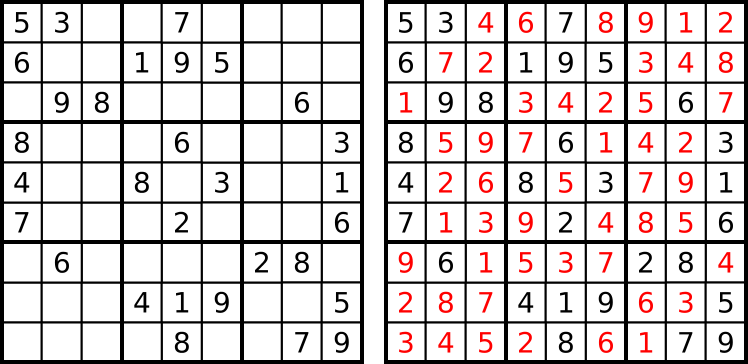 Solving sudoku with elixir liam bennett medium for Cruciverba natalizio da stampare