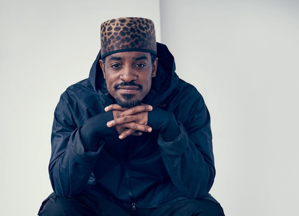 André 3000 with Single