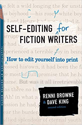 Cover of Self-Editing for Fiction Writers