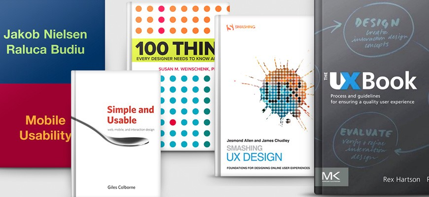 Top 5 Ux Books You Should Have Read By Now El Passion Blog