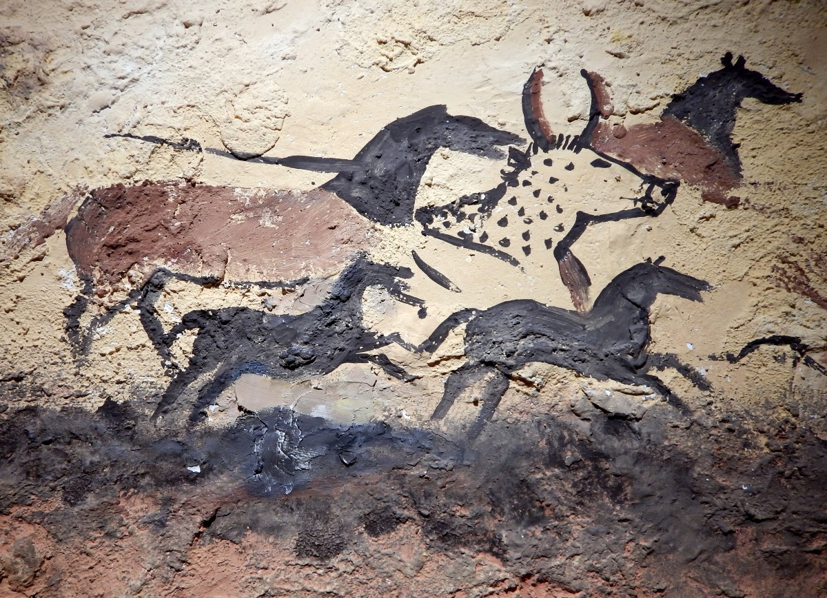 what the lascaux cave paintings tell us about the nature. Black Bedroom Furniture Sets. Home Design Ideas