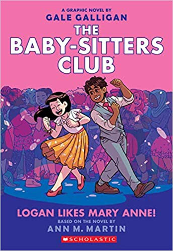 Pdf Google Drive Free Logan Likes Mary Anne The Baby Sitters Club Graphic Novel 8 8 The Baby Sitters Club Graphic Novels By Ann Medium