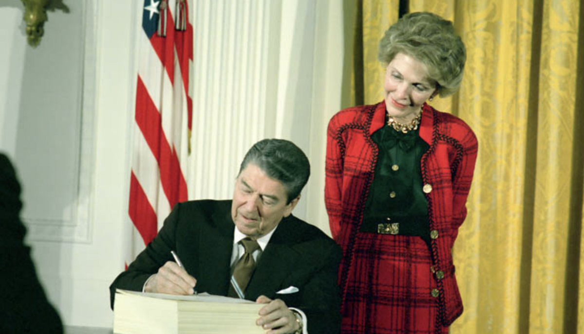 reagans war on drugs essay The war on drugs is a catastrophic failure we can't end it until we stop arresting and locking people up simply for using or possessing drugs sign the petition.