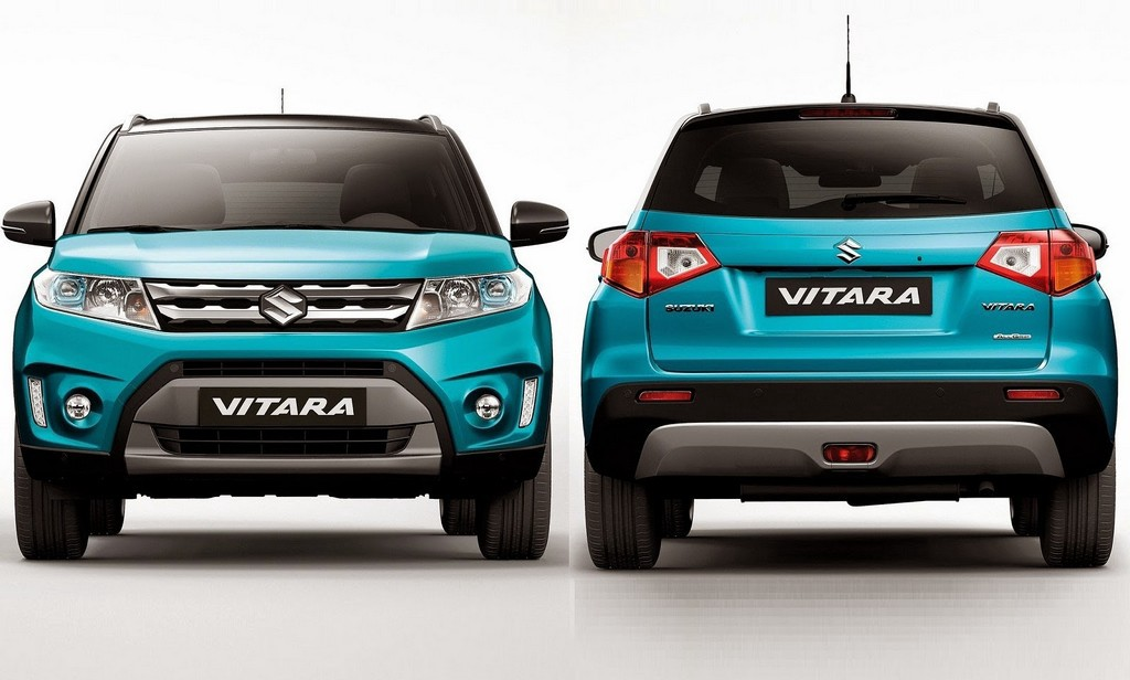 Since The First Generation Of The Suzuki Vitara Model Was Released In 1988 It Has Been Just 30 Years Ago And The Current Model Is Being Released For The