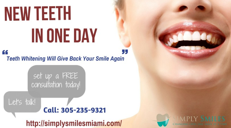 Outstanding Teeth Whitening Dental Center In Pinecrest